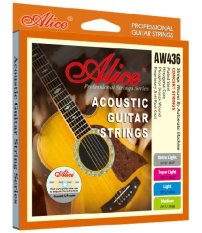 Cửa Hàng Day Đan Guitar Acoustic Alice Aw436 Alice Hồ Chí Minh
