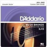 Bán Day Đan Guitar Acoustic D Addario Ej13 D Addario Có Thương Hiệu