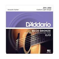 Bán Day Guitar Acoustic D Addario Ej13 D Addario Trực Tuyến
