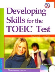 Developing Skill For The Toeic Test Giá Ưu Đãi Không Thể Bỏ Lỡ