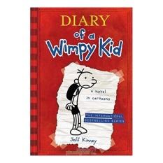 Diary Of A Wimpy Kid #1 Đang Trong Dịp Khuyến Mãi