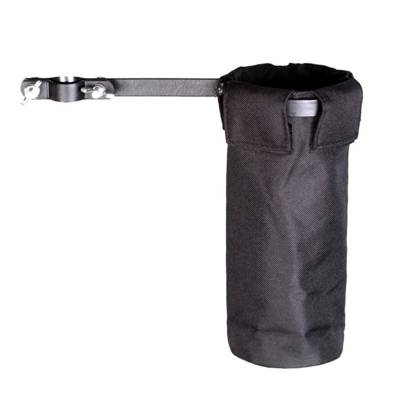 Drum Stick Holder Drumstick Bags,Black - intl