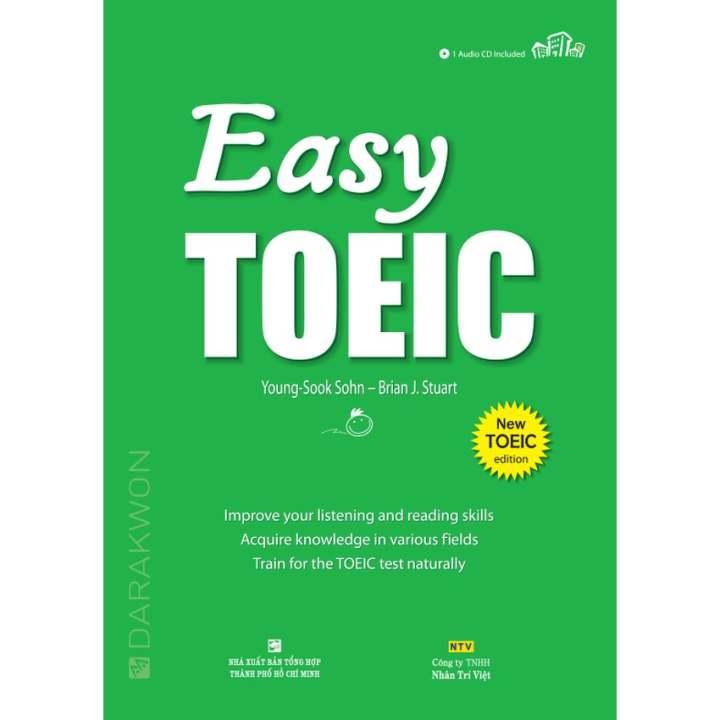 Easy TOEIC (kèm CD)