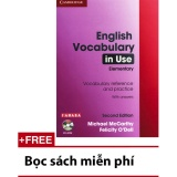 Cửa Hàng Bán English Vocabulary In Use 2Nd Edition Elementary Kem Cd