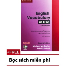 Bán Mua English Vocabulary In Use 2Nd Edition Elementary Kem Cd