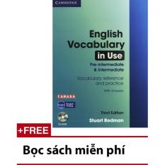 Mua English Vocabulary in use - 3rd edition - Pre-Intermediate & Intermediate (kèm CD)