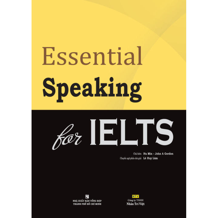 Essential Speaking for IELTS (kèm CD)