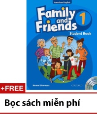 Family And Friends 1 - American English - Students Book By Pasteur Bookstore.