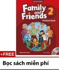 Family And Friends 2 - American English - Students Book By Pasteur Bookstore.