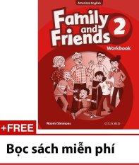 Mua Family and Friends 2 - American English - Workbook