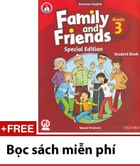 Mua Family And Friends Special Edition Grade 3 American English Student S Book Kem Cd Trực Tuyến Hồ Chí Minh