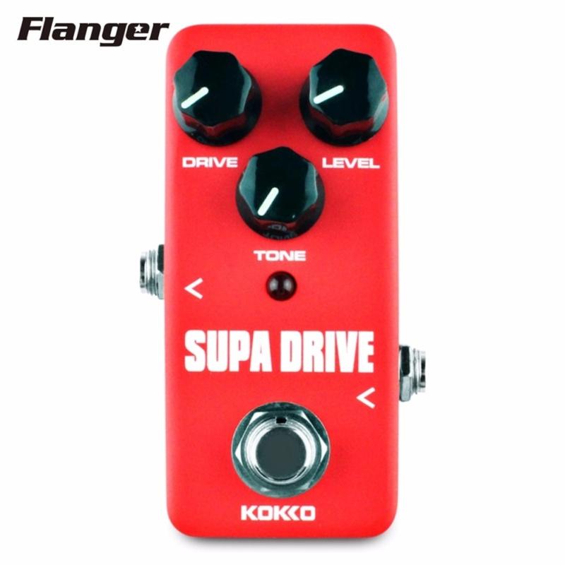Flanger KOKKO FOD5 Supa ổ Di Động Mini Ổ Overdrive Phơ Guitar Phần Guitar & Phụ Kiện-quốc tế