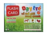 Chiết Khấu Flash Card Dạy Trẻ Về Thế Giới Xung Quanh Có Thương Hiệu