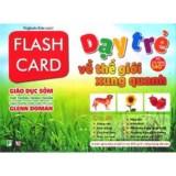 Ôn Tập Flash Card Dạy Trẻ Về Thế Giới Xung Quanh Trong Hà Nội