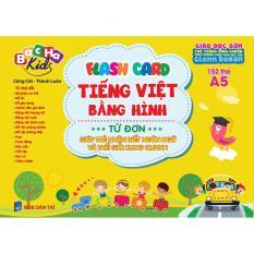 Mua Flashcard Dạy Trẻ Theo Phương Pháp Glenn Doman - Tiếng Việt Bằng Hình - Từ Đơn