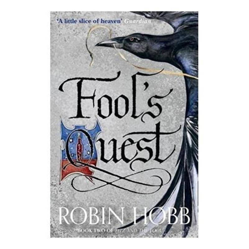 Fools Quest (Fitz And The Fool #2)