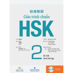 Ôn Tập Giao Trinh Chuẩn Hsk 2 Sach Bai Tập Kem Cd Nhà Sách Pasteur Trong Hồ Chí Minh