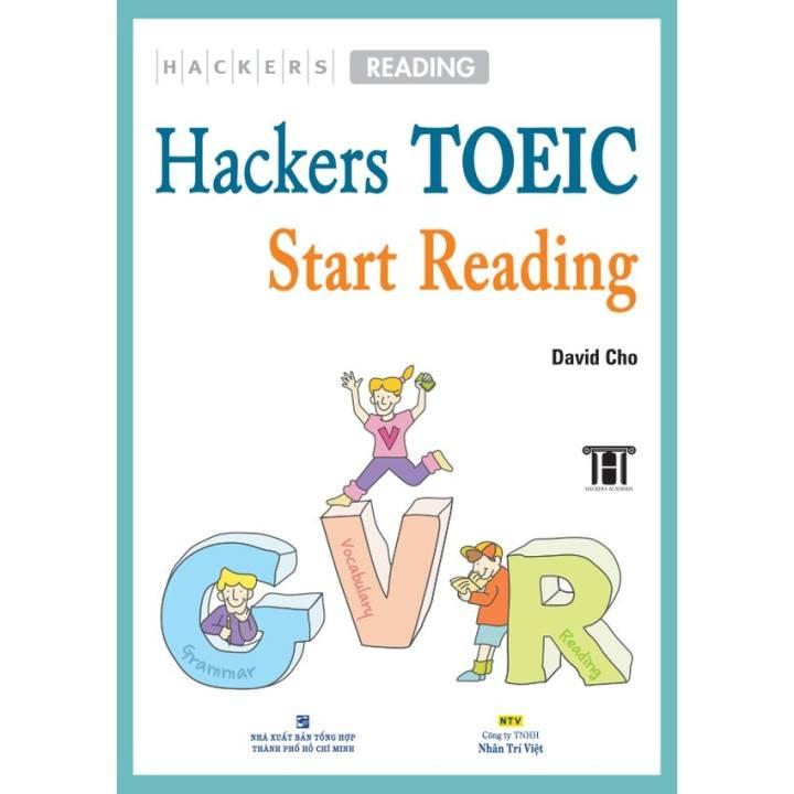 Hackers TOEIC Start Reading