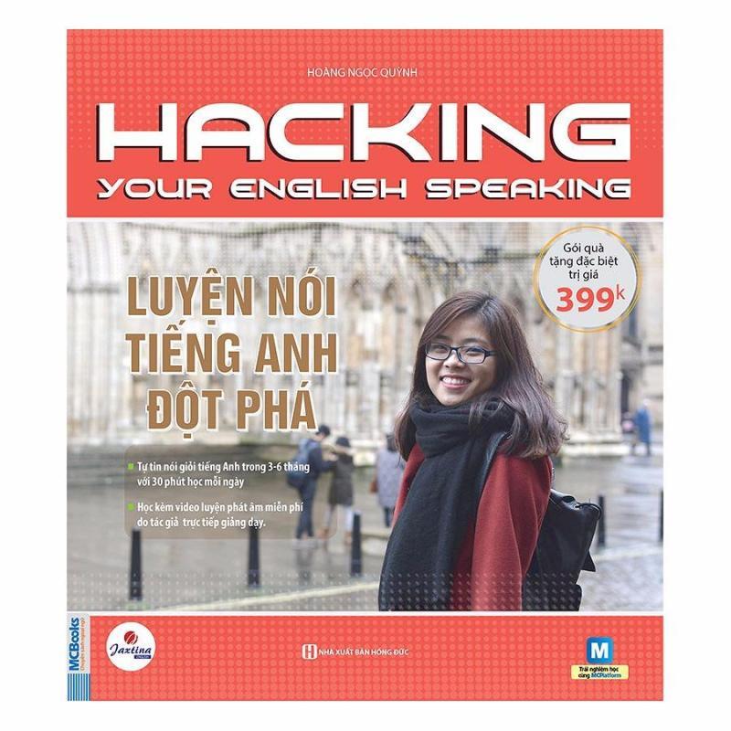 Mua Hacking your english speaking - Luyện nói tiếng anh đột phá