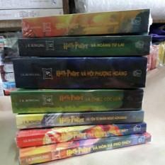 Deal Khuyến Mãi Harry Potter Trọn Bộ