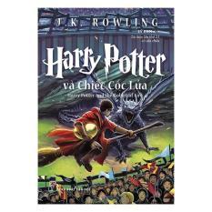 Harry Potter Và Chiếc Cốc Lửa - Tập 4 (Tái Bản Năm 2017) Giá Quá Tốt Phải Mua Ngay