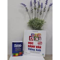Mua Học Đánh Vần Tiếng Anh:tăng sách 5000 từ vựng tiếng anh
