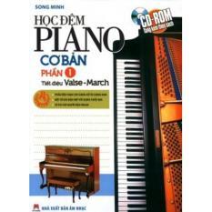 Mua Học Đệm Piano Cơ Bản 3 Quyển Kem Cd Mới