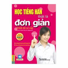 Chiết Khấu Sản Phẩm Học Tiếng Han Thật La Đơn Giản Trinh Độ Sơ Cấp Seung Eun Oh