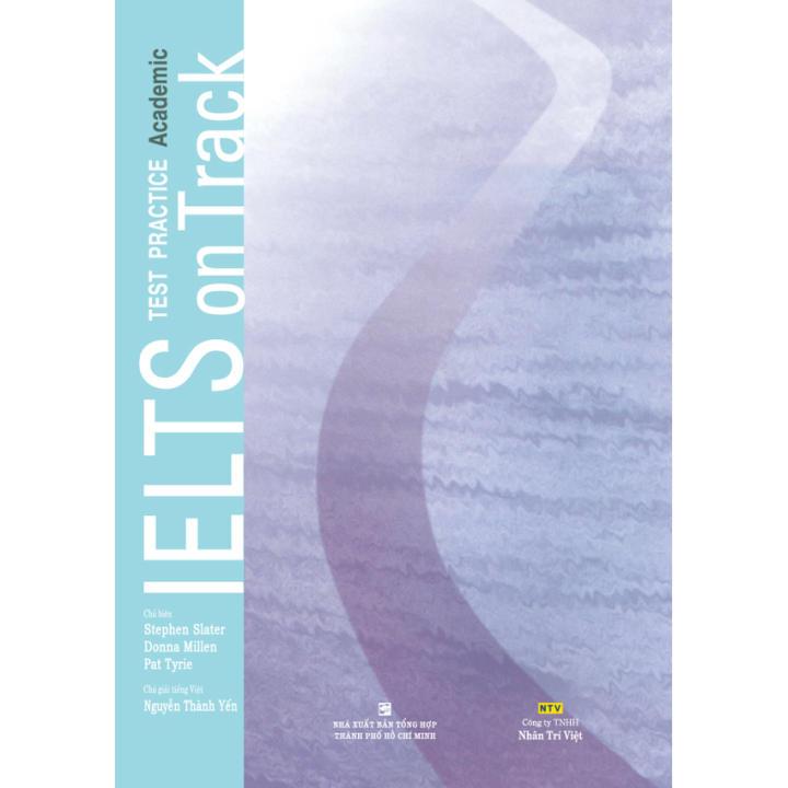 IELTS On Track: Academic (kèm CD)