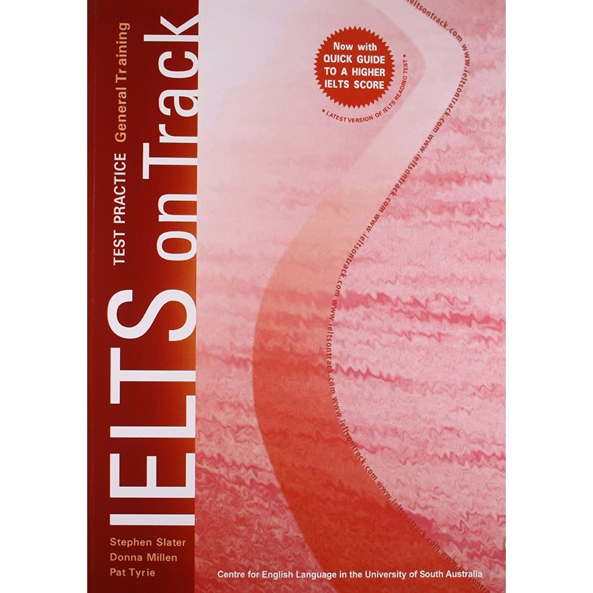 IELTS On Track (General Training) Có Giá Cực Tốt
