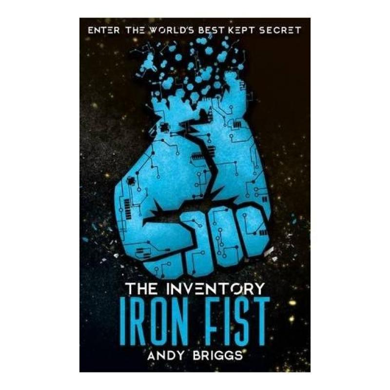 Iron Fist (The Inventory #1)