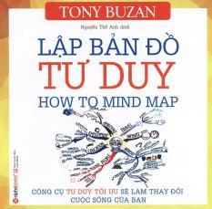 Mua Lập bản đồ tư duy - Tony Buzan