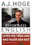 Bán Learn To Speak English Like A Native Luyện Noi Tiếng Anh Như Người Bản Ngữ Mới