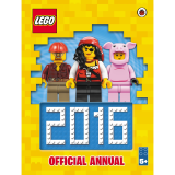 Lego Official Annual 2016 None Chiết Khấu 50