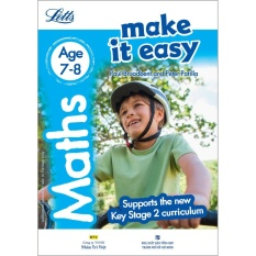 Mua Letts Make it Easy – Maths Age 7-8