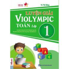 Mua Luyện Giải Violympic Toán Lớp 1