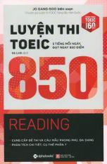 Ôn Tập Luyện Thi Toeic 850 Reading Jo Gang Soo Ha Linh