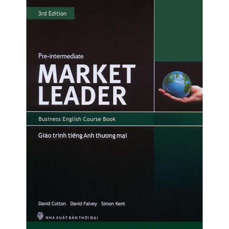 Mua Market Leader - 3rd Edition - Pre-Intermediate (không kèm CD)