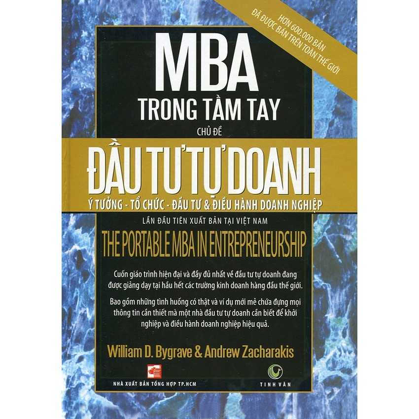 MBA Trong Tầm Tay - Chủ Đề Đầu Tư Tự Doanh Giá Tốt Duy Nhất tại Lazada