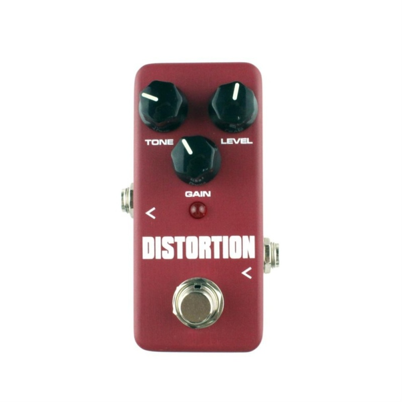 Mini FDS-2 Distortion Single Pedal Portable Guitar Effect Electronic Guitar - intl