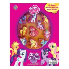 Mua My Little Pony Stuck on Stories Book