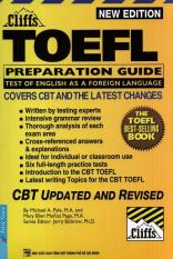 Mua New Cliffs Toefl Preparation Guide (Kèm 3 CD) - Nhiều Tác Giả (O)