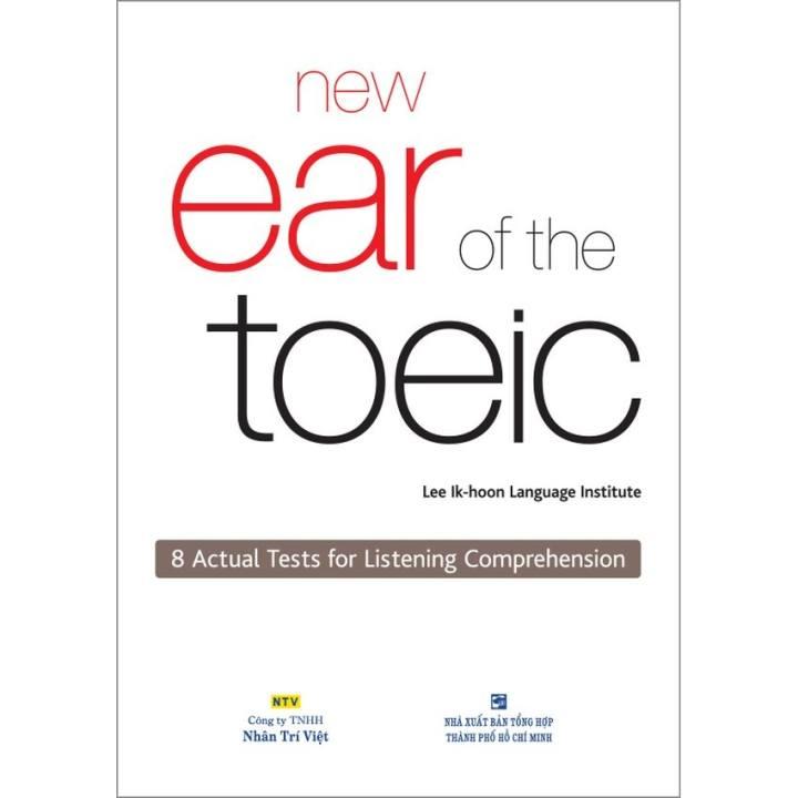 New Ear of the TOEIC (kèm CD)