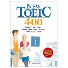 Deal Giảm Giá New Toeic 400 - Season 1
