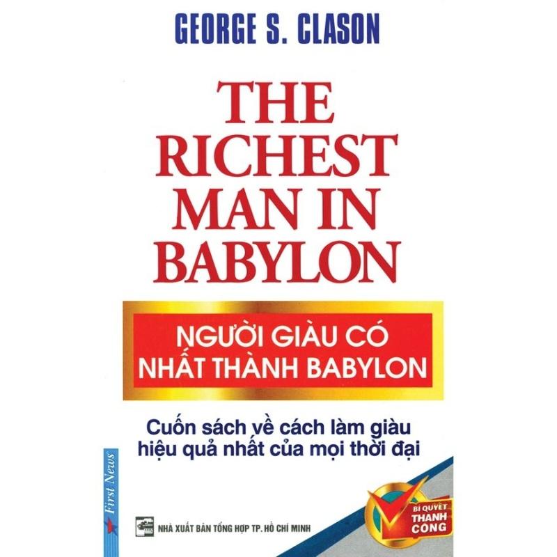 Mua Người Giàu Có Nhất Thành Babylon (Tái Bản 2015)
