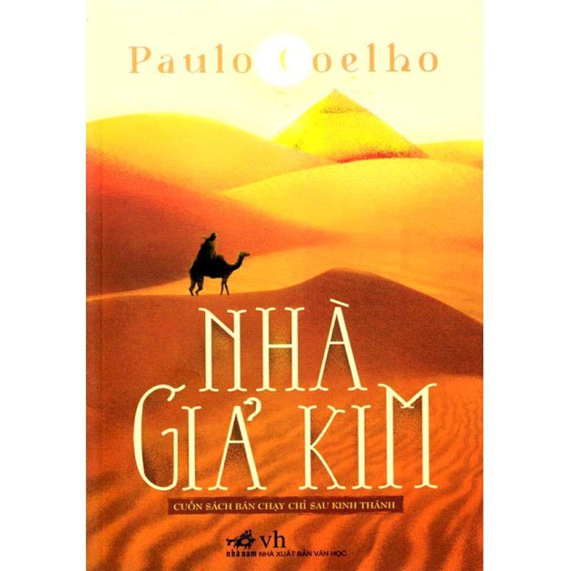 Nhà Giả Kim (Tái Bản 2017) - Paulo Coelho