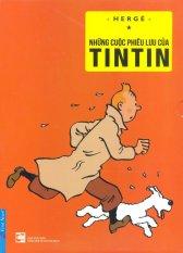 Bán Mua Trực Tuyến Những Cuộc Phieu Lưu Của Tintin Hộp 10 Cuốn Nguyễn Hữu Thiện Herge