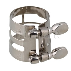 Mua Nickel Plated Sax Alto Saxophone Ligature Nickel Trung Quốc