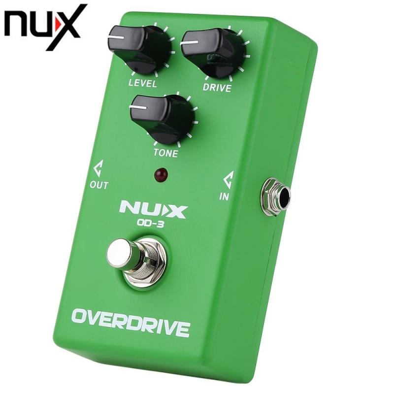 NUX OD-3 Vintage Overdrive Tăng Áp Phơ Guitar Đúng Bỏ Qua Thiết Kế-quốc tế