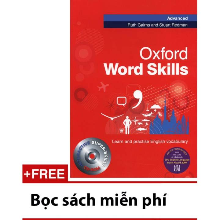 Oxford Word Skills - Advanced (kèm CD-ROM)